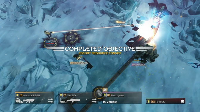 The Hangover – Helldivers