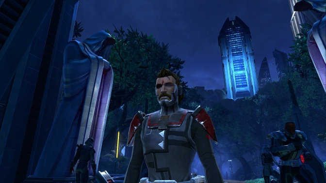 The Revisiting – Star wars: The Old Republic
