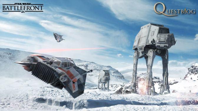 Day B : Star wars battlefront beta
