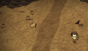 Don't starve Day Z take 2 get into my trap