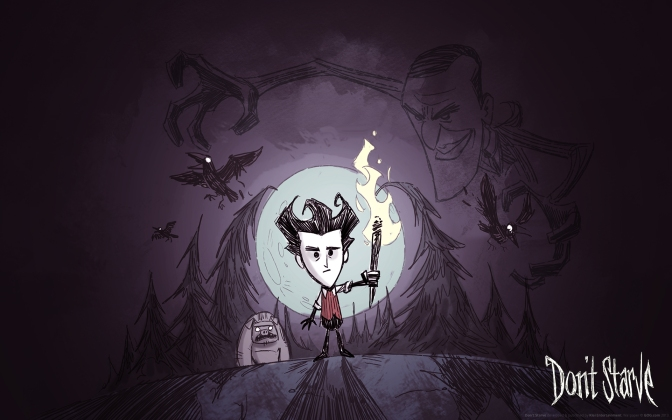 DAY Z – DON'T STARVE