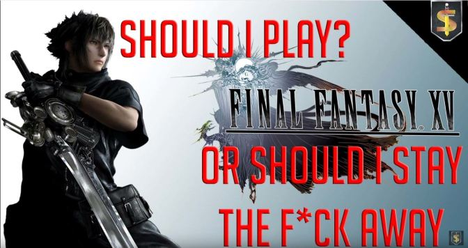 The Smiling Dutchman – Final Fantasy XV
